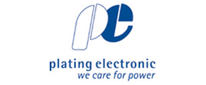 plating electronic Logo